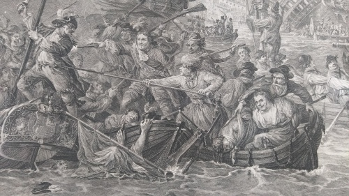 Adam Newton, Medway Council, Battles of Medway, Printmaking, Fine Art